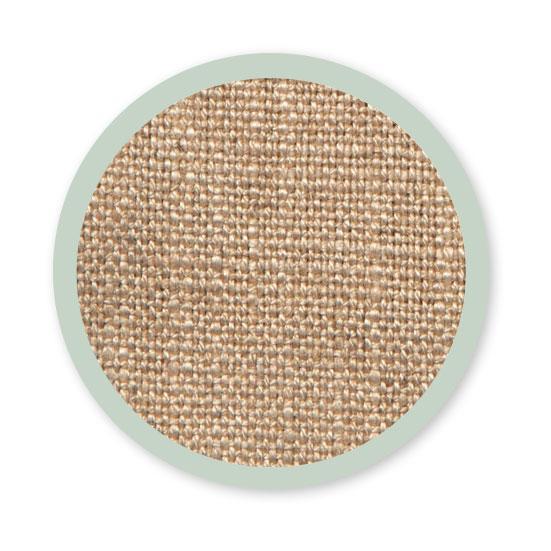 Tango - elegantes Viskose-Leinen-Gemisch<br>hier die Standardfarbe sand