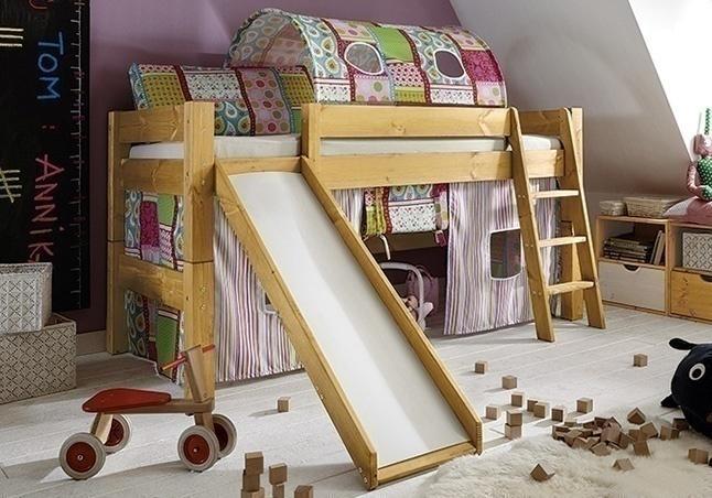 kinderhochbetten etagenbetten aus massivholz. Black Bedroom Furniture Sets. Home Design Ideas