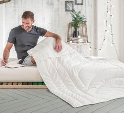 Bettdecken Für Starke Schwitzer