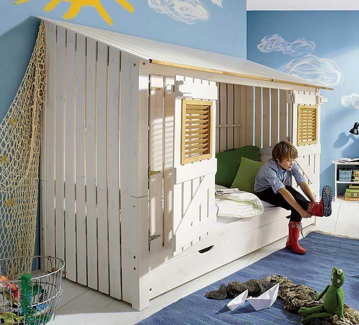 "Abenteuerbett ""Kiddy"""