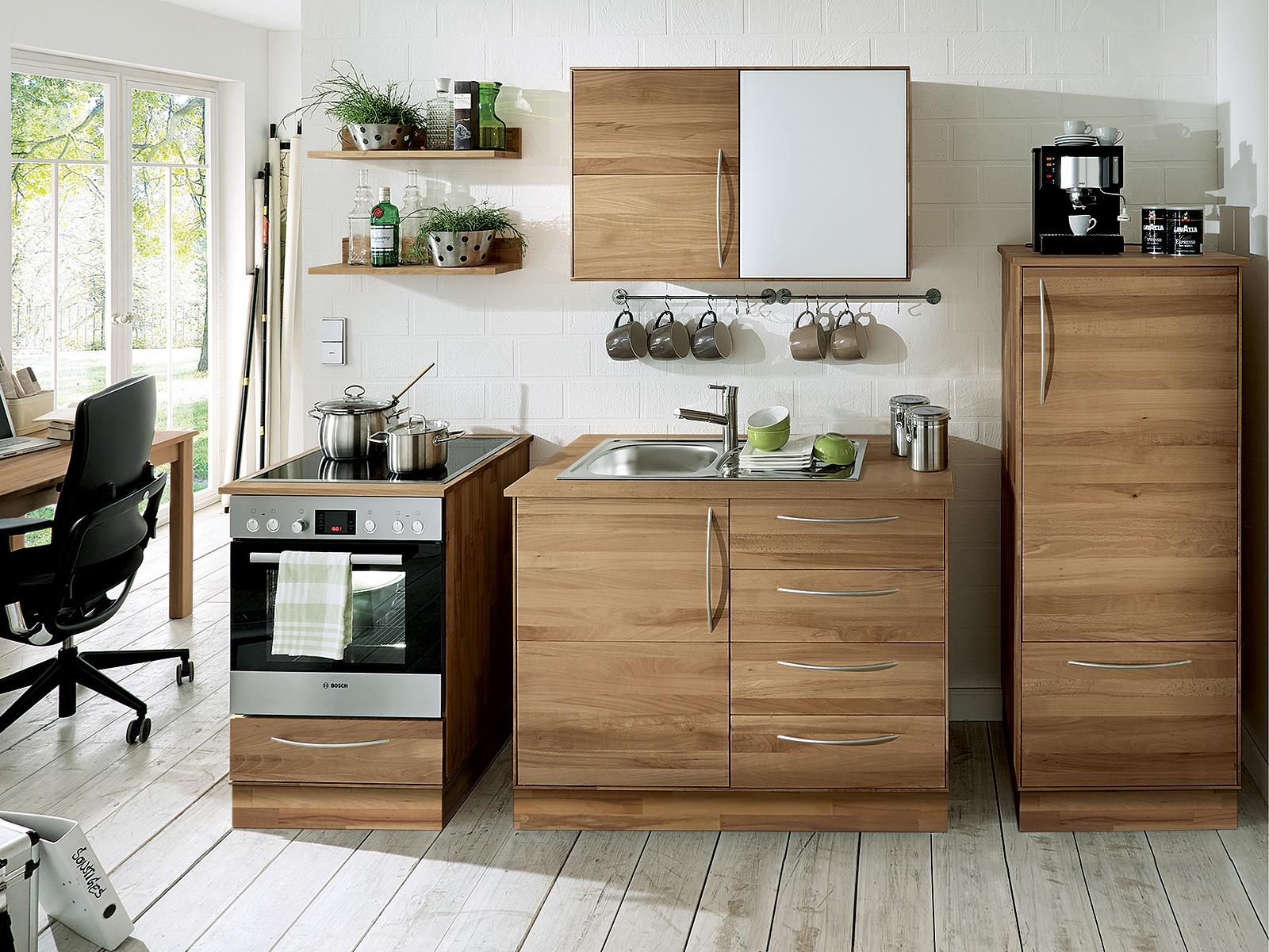k chenh ngeschrank culinara eiche. Black Bedroom Furniture Sets. Home Design Ideas