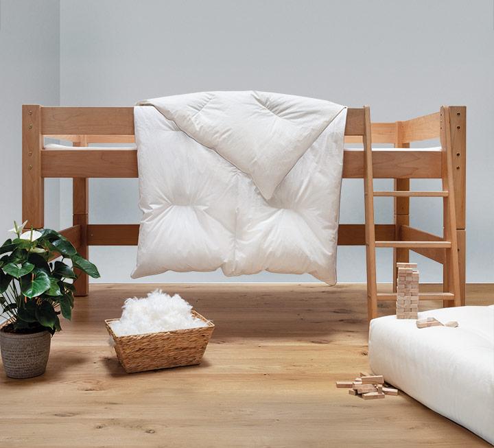 """Daunen-Kinder-Bettdecke """"Ansara"""""""