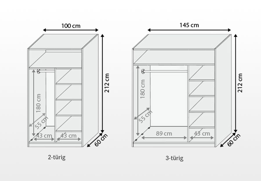 massivholz kleiderschrank eleganto buche. Black Bedroom Furniture Sets. Home Design Ideas
