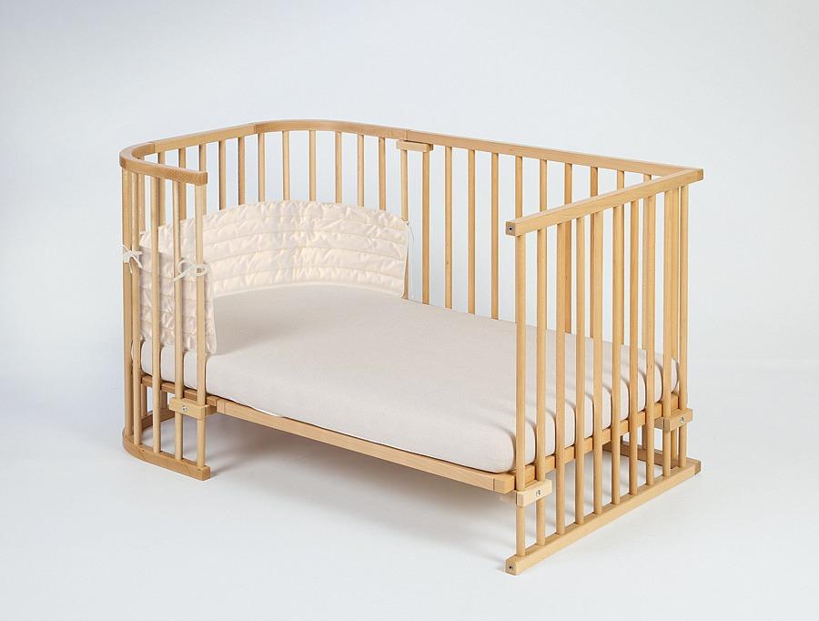 beistellbett piccino by babybay. Black Bedroom Furniture Sets. Home Design Ideas