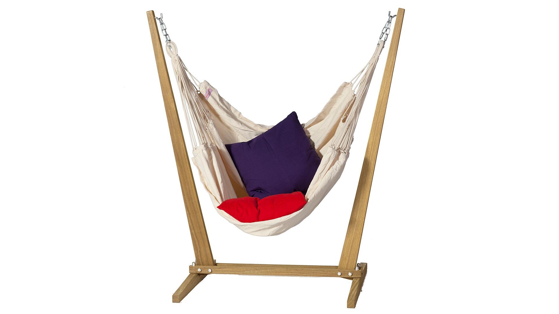 h ngesessel gestell prisca. Black Bedroom Furniture Sets. Home Design Ideas